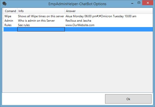 Chat Bot | Emp Admin Helper